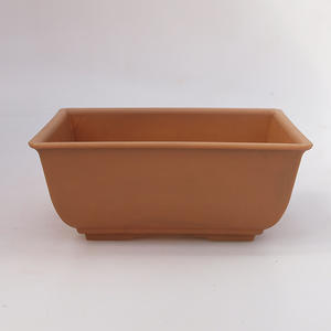 Bonsai plastic bowl MP-1, beige