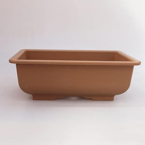 Bonsai plastic bowl MP-2vacl, beige