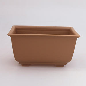 Bonsai plastic bowl MP-3, beige