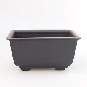 Bonsai plastic bowl MP-3, black