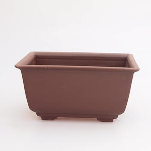 Bonsai plastic bowl MP-3, brown
