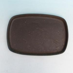 Bonsai tray of water H10, Brown