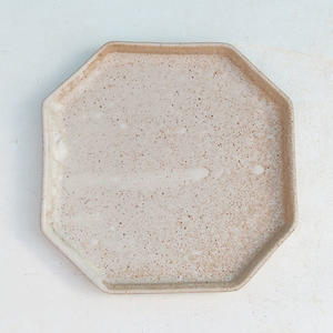 Bonsai tray of water H 13, beige