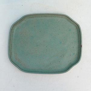 Bonsai tray of water H 31, green