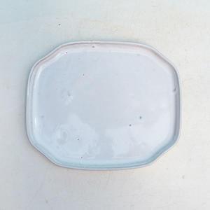 Bonsai tray of water H 32, white