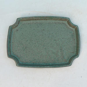 Bonsai tray of water H 03, green