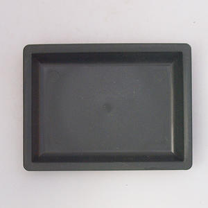 Bonsai plastic tray of water PP-3, green