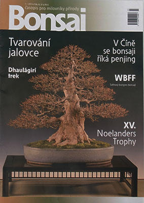 Bonsai magazine - CBA 2014-1