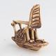 Ceramic figurine - ship - 1/2