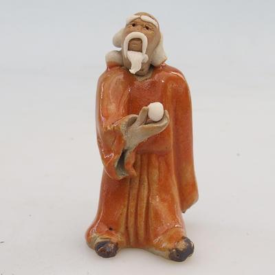 Ceramic figurine - sage - 1