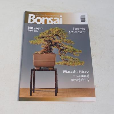 Bonsai magazine - CBA 2014-3