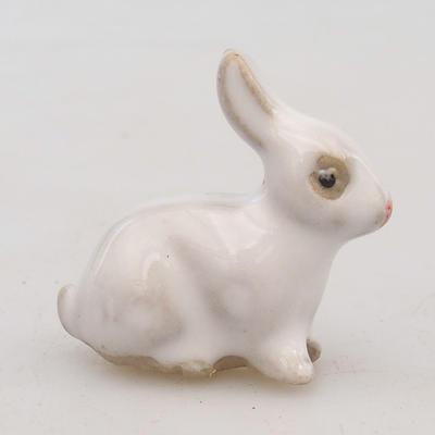 Ceramic figurine - hare - 1