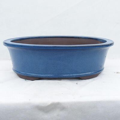 Bonsai bowl 61 x 46 x 20 cm, color blue - 1