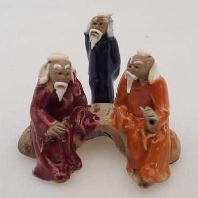 Ceramic figurine - Trinity - 1