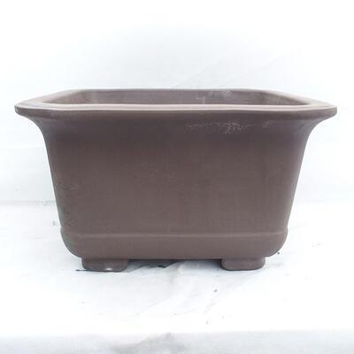 Bonsai bowl 60 x 60 x 33 cm, gray color - 1