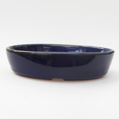 Ceramic bonsai bowl - fired in a 1240 ° C gas oven - 1