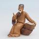 Ceramic figurine - sage - 1/2