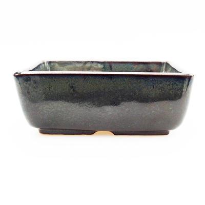 Ceramic bonsai bowl - fired in a gas oven 1240 ° C - 1