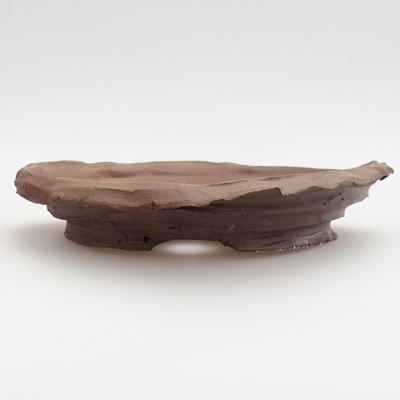 Ceramic bonsai bowl - fired in a gas oven 1240 ° C - 1