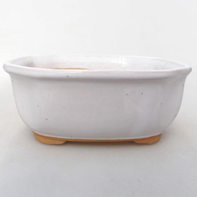 Ceramic bonsai bowl H 31 - 14,5 x 12,5 x 6 cm - 1