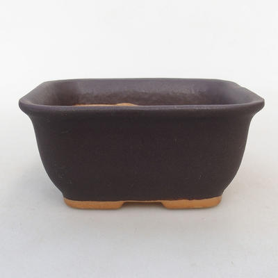 Ceramic bonsai bowl H 38 - 12 x 10 x 5,5 cm - 1