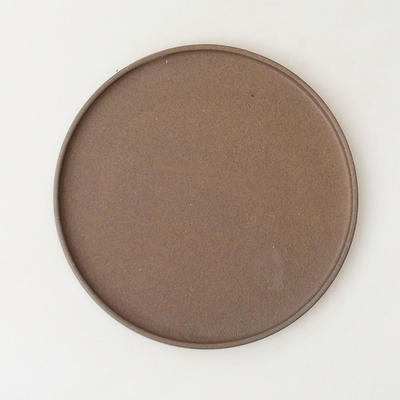 Bonsai saucer H 21 - 21.5 x 21.5 x 1.5 cm - 1