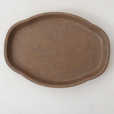 Bonsai saucer H 75 - 19.5 x 13.5 x 1.5 cm - 1