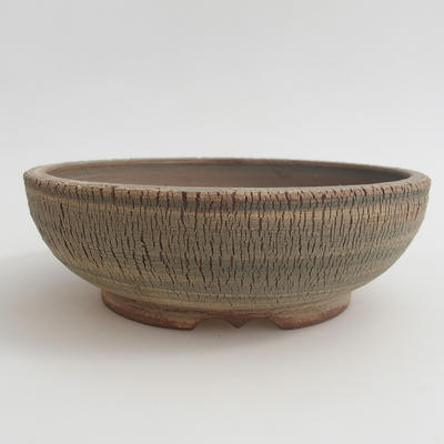 Ceramic bonsai bowl - fired in a 1240 ° C gas oven - 1