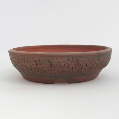Ceramic bonsai bowl - 2nd quality slight deformation - 1