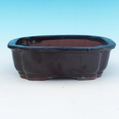 Bonsai bowl 24 x 18,5 x 7,5 cm - 1