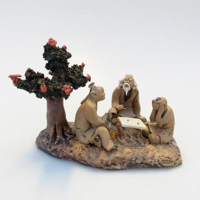 Ceramic figurine - Bonsajista - 1