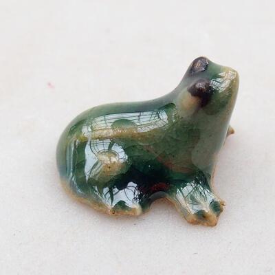 Ceramic figurine - Frog C26 - 1