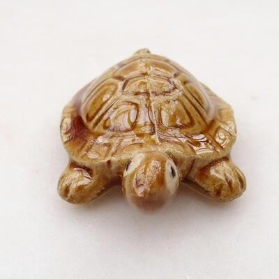 Ceramic figurine - Turtle C6 - 1