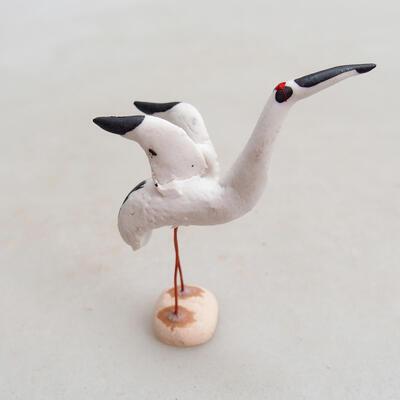 Ceramic figurine - Stick figure CB-13v - 1