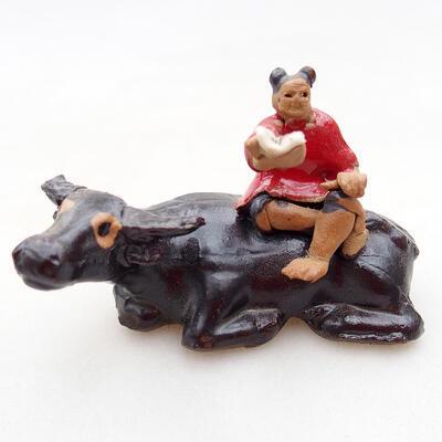 Ceramic figurine - Cow D1-1 - 1