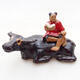 Ceramic figurine - Cow D1-1 - 1/3