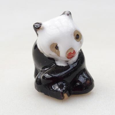 Ceramic figurine - Panda D25-4 - 1