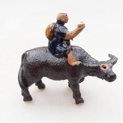 Ceramic figurine - Cow D3-2 - 1