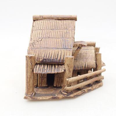 Ceramic figurine - Shack F27 - 1
