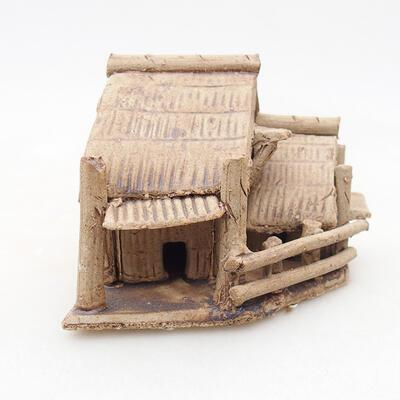 Ceramic figurine - Shack F28 - 1