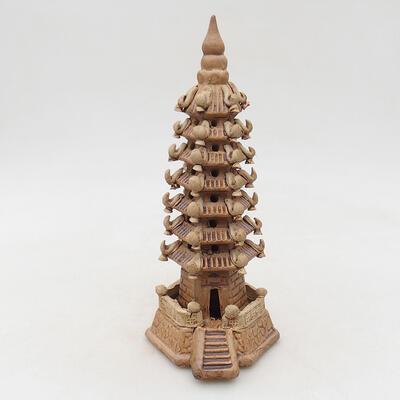 Ceramic figurine - Pagoda F7 - 1