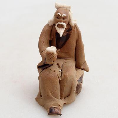 Ceramic figurine - Stick figure H0-1 - 1