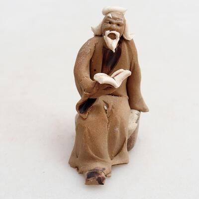 Ceramic figurine - Stick figure H0-2 - 1