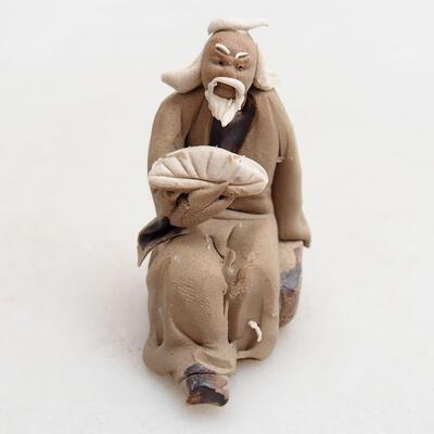 Ceramic figurine - Stick figure H0-3 - 1