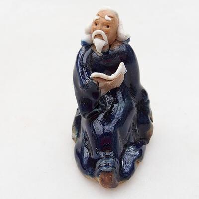 Ceramic figurine - Stick figure H0-4tm - 1