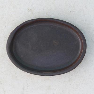 Bonsai tray of water H 04, brown - 1
