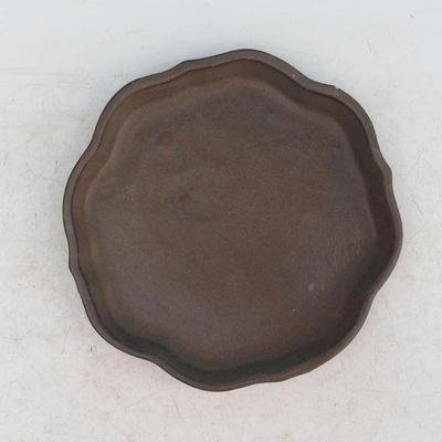 Bonsai water tray H 06 - 13,5 x 13,5 x 1,5 cm