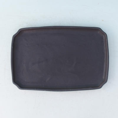 Bonsai water tray H 07p - 27 x 18 x 2 cm - 1