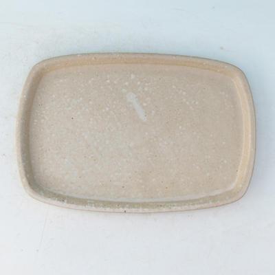 Bonsai water tray H 02 - 17 x 12 x 1 cm - 1