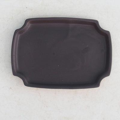 Bonsai water tray H 17 - 14 x 10 x 1 cm